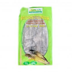 Kim Son Yellow Catfish 1KG Frozen Seafood