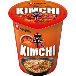 Nongshim Cup Noodles - 75g Kimchi Ramyun Korean Cup Noodles