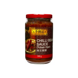 LEE KUM KEE 368G CHILLI BEAN (TOBAN DJAN) SAUCE (李錦記 辣豆瓣醬) LKK CHILLI BEAN SAUCE