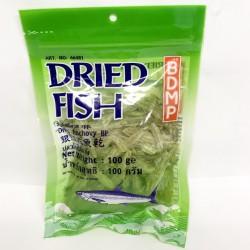 BDMP Frozen Dried Fish 100g