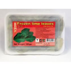 BDMP Frozen Lime Leaves 100g