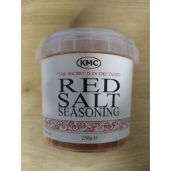 KMC Red Salt Seasoning 250g Red Sea Salt