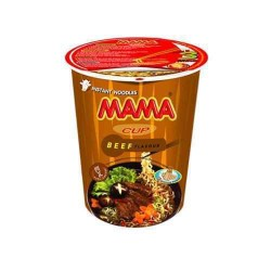 Mama Cup Beef Flavour 70g