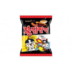 Samyang Hot Chicken & Topoki Flavoured Snack 120g