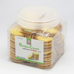 Dolly's Pandan Cream Cookies 450g