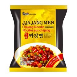 Paldo Jjajang men chajang noodle 200g Jjajangmen Korean Black Bean Noodles