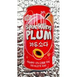 SFC Sparkling Plum Soda 350ml