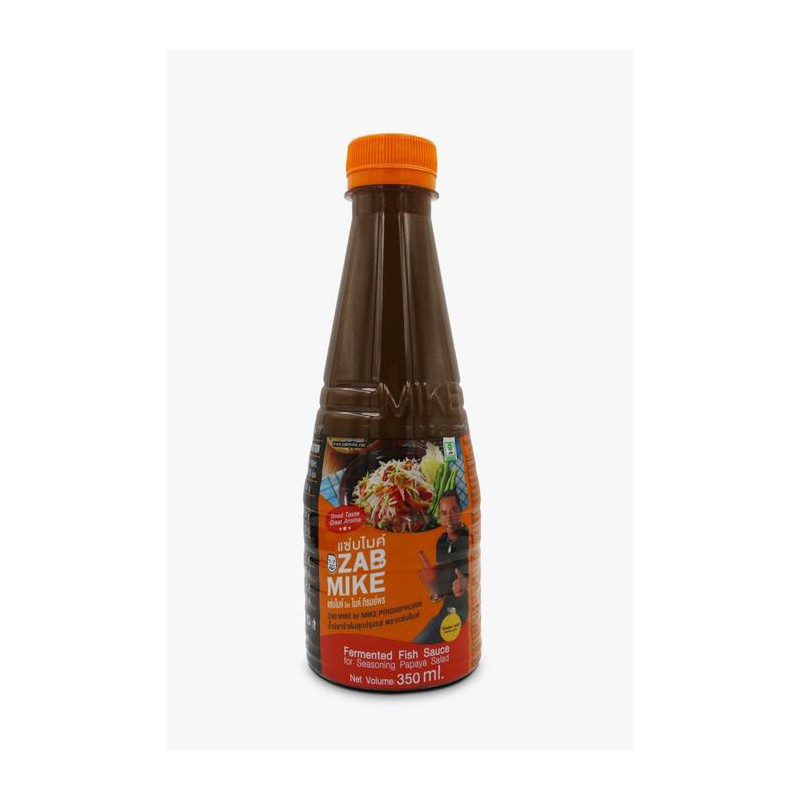 £̶2̶7̶.̶9̶5̶ Zab Mike Fermented Fish Sauce 350ml (7 for £20)