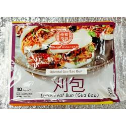 Jia You Liang Yuan Frozen Oriental Gua Bao Bun 300g