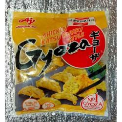 Ajinomoto Frozen Chicken Katsu Curry Style Gyoza 600g