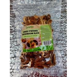 Longdan Dried Shitake Mushroom Slice 100g