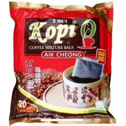 Aik Cheong Kopi O Original Coffee Mixture Bags Improved...