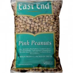 East End Pink Peanuts 400g Deshelled Skin On Peanuts