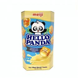 Meiji Hello Panda - Milk Flavour Japanese Snack
