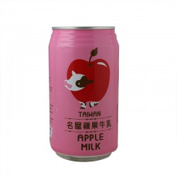 Famous House Apple Milk 340ml