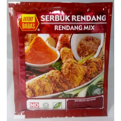 Babas Premium hot and spicy dry Rendang Mix 250g
