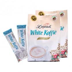 Luwak White Koffie Premium Indonesian Coffee 10 sachets x 20g 3 in 1Instant Indonesian Coffee