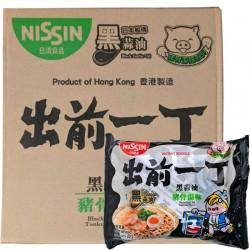 £̶1̶6̶.̶9̶9̶  Full Case of 30x Nissin Noodles Black Garlic Oil Tonkotsu 100g Black Garlic Oil HK Instant Noodle
