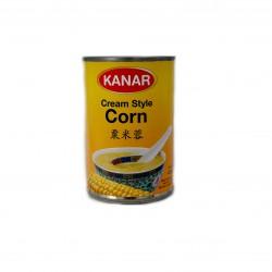 Kanar 425g Cream Style Corn