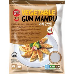 All Groo 540g Frozen Vegetable Gun Mandu