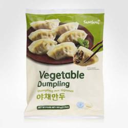 Samyang 600g Frozen Vegetable Dumpling
