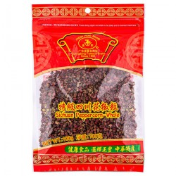 Zheng Feng Cooking Spices (正豐 川花椒) 100g Sichuan...