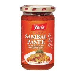 Yeo's Sambal Paste 180g Singporean Style Seafood Stir Fry 150ml Paste£̶1̶.̶9̶9̶