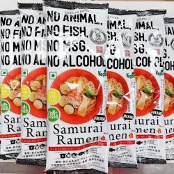£̶3̶.̶7̶5̶ Higashi Samurai Ramen 220g Vegan Japanese Ramen