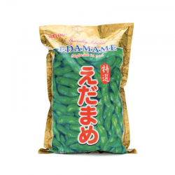 Wel-Pac Frozen Edamame Soybeans in pod 454g Edamame Soybeans
