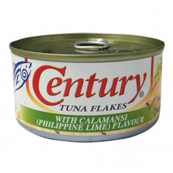 Century TunaFlakes with Calamansi 180g (Philippine Lime) Favour Tuna Flakes