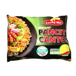 4̶5̶p̶ Lucky Me Instant Pancit Canton Chili-Mansi Flavour 60g Filipino Chow Mien Noodles