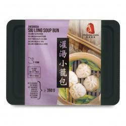 Fresh Asia Foods 360g Frozen Pork Siu Long Soup Bun (12pcs)
