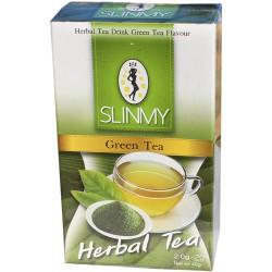 Slinmy Brand 40g Herbal Tea Drink Green Tea Flavour (20 Teabags)