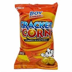 Boy Bawang 80g Cracker Corn - Cheese