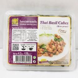 Chang Thai Basil Cubes 120g Premium Quality Kra-prao