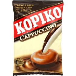 Kopiko Cappuccino 120g Strong & Rich Coffee Candy