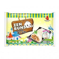 Fresh Asia Zen Buns 480g Radish Buns