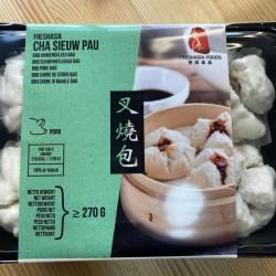 Fresh Asia Cha Sieuw Pau 270g BBQ Pork Bun