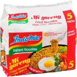 Full Case: 8 X Indomie 80g X 5 - Multipack - Mi Goreng Fried Noodles (Dry Noodles)