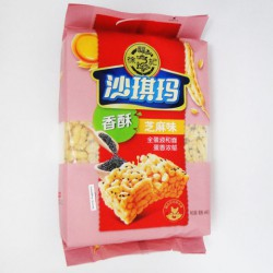 Hsufuchi Sachima 160g Biscuit With Sesame Flavour (2 packs)