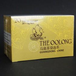 Golden Sail Brand Oolong Tea 20x2g Guangdong China
