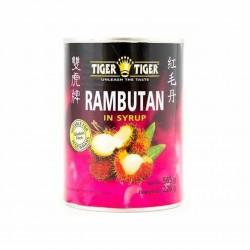 Tiger Tiger Rambutan In Syrup 565g Suitable For Vegetarians