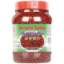 Full Case: 24 x Huong Sen 100g Red Annatto Seed (Hạt Điều Màu)
