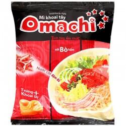 Omachi 80g Khoai Tây Mì Xốt Bò Hầm (Beef)