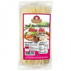 "Huong Sen 400g ""Hue"" Rice Vermicelli 1.8mm (Bún Bò)"