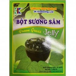 3K Food 30g Green Grass Jelly (Bot Suong Sam)