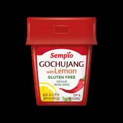 Sempio 250g Gochujang With Lemon - Spicy, Sweet & Tangy (Gluten Free & Vegan Friendly)