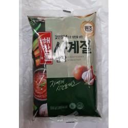 CJ Bibigo 500g Seasoned Soybean Paste (Sagyegeol)