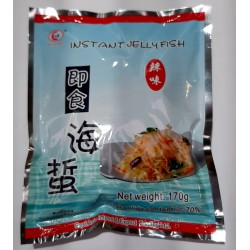East Asia Brand 170g Instant Jellyfish (Spicy)