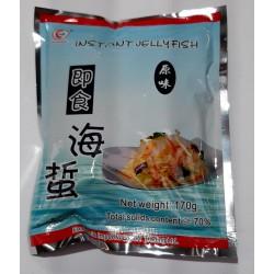 East Asia Brand 170g Instant Jellyfish (Original)
